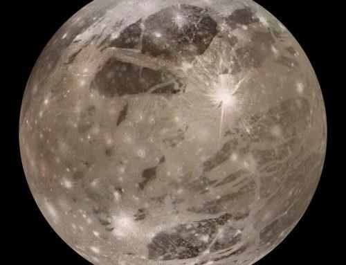 Ganymede (Jupiter III)